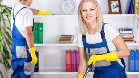 Three Reasons to Leave The Move-Out Cleaning to Someone Else
